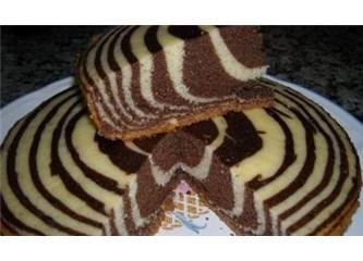 Kek tarifleri (zebra kek)
