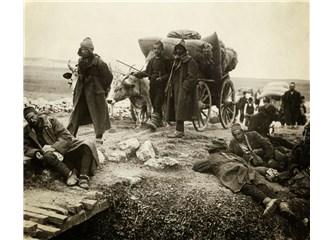 Göçe göçe - Göçmenler Edirne'ye yaklaştılar - 22