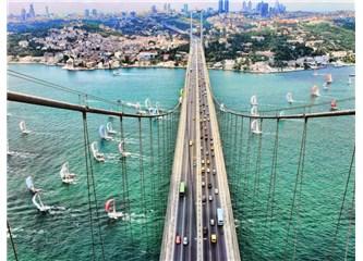 Boğaz'da ilk köprü 1973'te yapıldı, bu ana kadar insanlar karşıdan karşıya yüzerek mi geçiyorlardı?