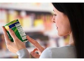 Etiketlerdeki besin değerleri bize ne anlatıyor?