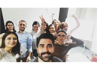 Efe Deprem'den amatör oyunculara oyunculuk dersi