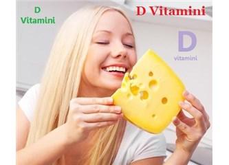 D Vitamini eksikliği şakaya gelmez!