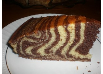 Zebra keki tarifi