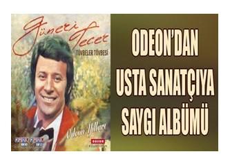 Türk sanat müziğimizin unutulmazlarından Güneri Tecer ustaya saygı ile...