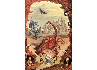 Image result for mitolojide akrep burcu