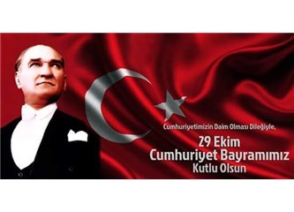 Atatürk sevdalısı bir yürekten sesleniş