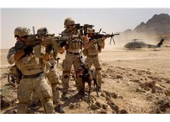 ABD elit özel kuvvetleri Musul'a gönderdi