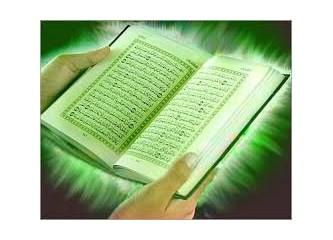 Kur'an-ı Kerim'den mesaj var -1