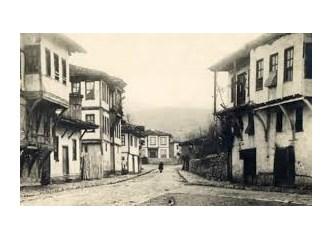 Sapanca'da bir Rum mahallesi
