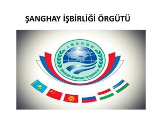 Şanghay İşbirliği Örgütü hakkında mülahazalar