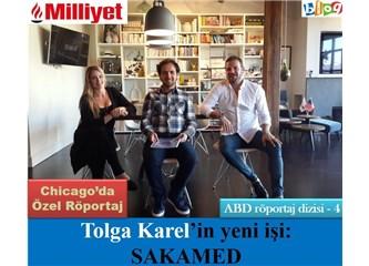 Tolga Karel'in yeni işi: Sakamed