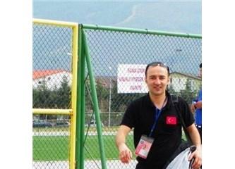Badminton Milli İşitme Engelliler Takımı Antrenörü Ertan Özkan
