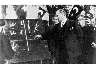 M.Kemal Atatürk'e cıvıkça saldırmak!..