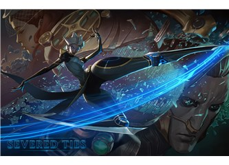 League of Legends'in Yeni Şampiyonu: Camille