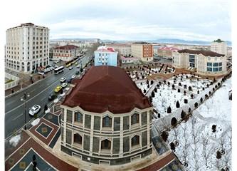 Azerbaycan'a bağlı Nahçıvan Özerk Cumhuriyeti bağımsızlık yıllarında çok büyük mesafe katetmiş