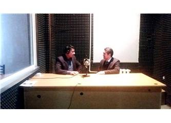 """Milliyet Blog yazarı """"Nahçıvan'ın sesi"""" Radyosunun konuğu oldu"""