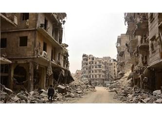 Halep Zulmü:Halep'te insanlık sınıfta kalmıştır