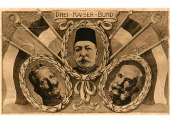 Osmanlının Birinci Dünya Savaşı'na girişinin öyküsü