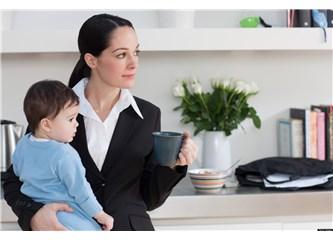 Çalışan Anne Sahibi Olmanın 7 Faydası