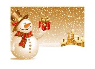 Yeni Yılda Sevdiklerinize Çiceklerle  Mutluluk Hediye Edin