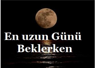 Ay karanlıkları!..