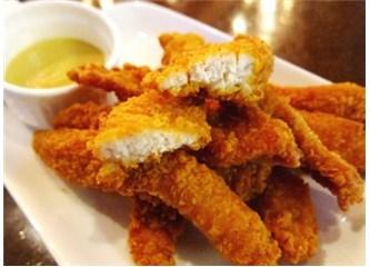 Çıtır Tavuklu yemek tarifi