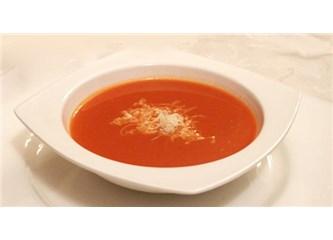 Kolay ve Pratik bir şekilde hazırlayabileceğiniz Domates Çorbası tarifi