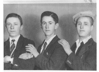 İncirköylü üç delikanlı Aksu'da