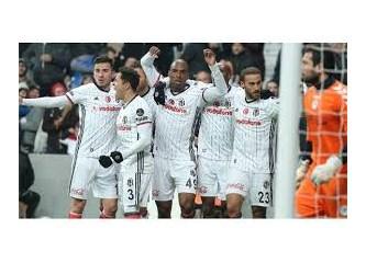 Beşiktaş fırtınası.