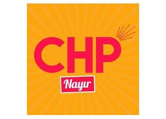 """CHP ve uzantıları neden """"N'ayır""""a mahkumdur!"""