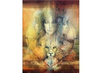 Aslan burcunda ay tutulması, tutulma bireycilik ile bütünsellik arasındaki karşıtlığın imtihanı...