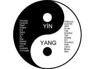 Yin Yang ve İnsan olmanın dehşeti ile coşkusunu dengeleyebilmek