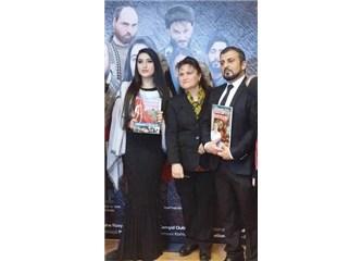 Kağıt Kabir filminin galası Ankara'da yapıldı.