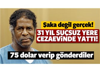 Suçsuz yere 20 yıl yatıp bir milyon lira tazminat alsam üzülmem, 20 yılda bir milyon mu kazanacağım
