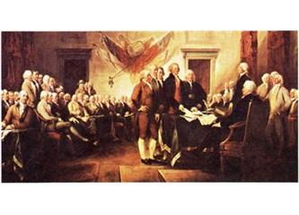 Amerika'nın Birinci Görevi: Demokrasiyle Götürmek.
