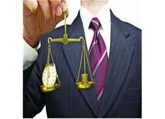 Adalet yöneticiliğin temelidir