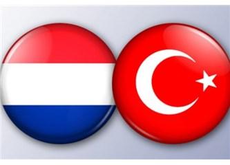 Türkiye, Hollanda ve rakamlar