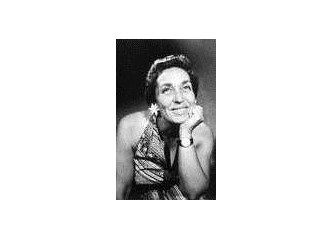 Türk Bayan Seslendirme Sanatının zirve ismi Adalet Cimcoz Hanımefendi'ye saygı ile;