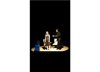 """""""Tiyatro Hayalet"""" Bodrum'da görücüye çıkıyor"""