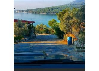 Kazıklı Koyu, çocukluğumun eşsiz Köyü.