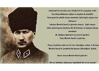 Çanakkale Sensin // Önder Karaçay