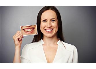Kombine diş estetiği tasarımı