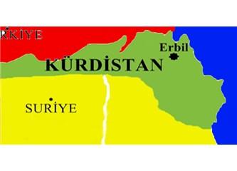Kürt işgal harekatı ve yayılmacılığı