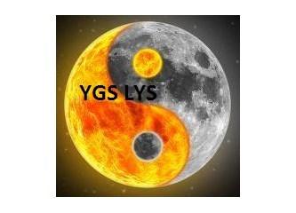 YGS'ye takılan LYS'yi aşamaz!