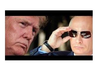 Taze şerif Trump'tan Rus Putin'e buyük tomahawk (kızılderili baltası) saldırısı!!