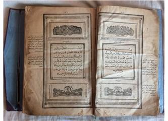 150 yıl önce Osmanlı döneminde ''Kazan''da  -- Matbaada -- Taş baskı ile basılan ilk Kur'an