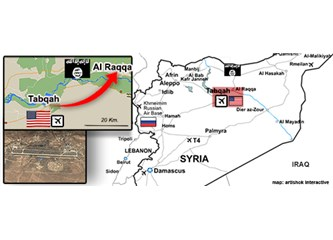 Amerika'nın Suriye'yi vurması iyi mi, kötü mü, İsrail'den öğrenin!