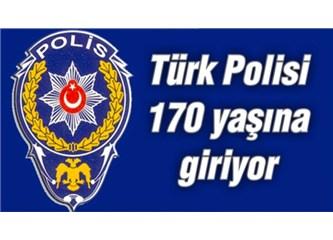 Türk Polis Teşkilatı'nın 172. yılı