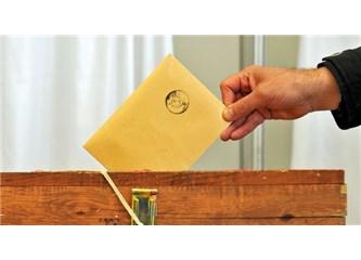 Oy vermeye gitmek bir vatandaşlık görevidir