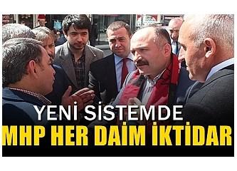 MHP oyları nerede?